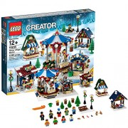 LEGO Creator Expert 10235 Winter Village Market, Multi Color