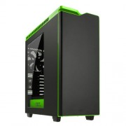 NZXT H440 Case per PC, Nero/Verde