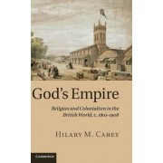 God's Empire by Hilary M. Carey
