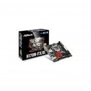 ASRock Motherboard Mini ITX DDR4 NA (H170M-ITX/DL)