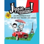Kinderreisgids Wat & Hoe kids Jippie naar Frankrijk | Kosmos