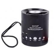 Bluetooth hangszóró kivehető akkumulátorral Mp3,Rádió,USB, TF/micro SD kártya,3,5 jack,telefon kihangosítás - WS-633BT