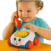 Jeu Fisher Price Telephone Musical