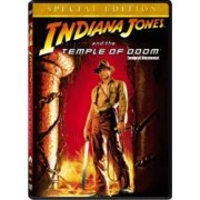 INDIANA JONES AND THE TEMPLE OF DOOM DVD 1984