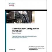 Cisco Router Configuration Handbook by David Hucaby