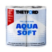 Hartie igienica AQUA SOFT - hartie solubila pentru toalete portabile