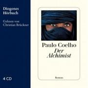 Der Alchimist. 4 CDs by Paulo Coelho