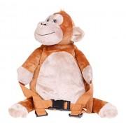 BoBo Buddies Children's Backpack, BROWN (Brown) - N7C176FC
