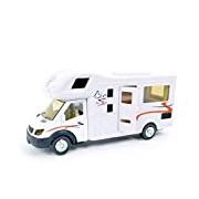 WDK PARTNER A1200071 Model Camper Van 1:48 Scale