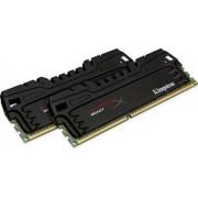 Memorie HyperX Beast T3 8GB Kit2x4GB DDR3 2400Mhz CL11