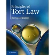 Principles of Tort Law by Rachael Mulheron