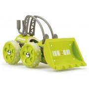Hape - E5517 - Bambou - Véhicules Miniatures - Pelleteuse E-Dozer