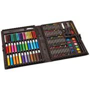 Artyfacts Portable Art Studio Deluxe Kit-120 pezzi