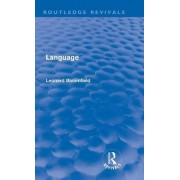 Language by Leonard Bloomfield