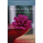 The Not So Big Life by Sarah Susanka