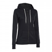 Under Armour Rival Cotton Storm FZ Hoody Black SM