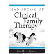 Handbook of Clinical Family Therapy by Jay L. Lebow