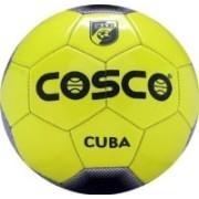 Cosco Cuba Football - Size: 5(Pack of 1, Multicolor)