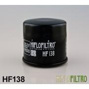 HifloFiltro filtro moto HF138B