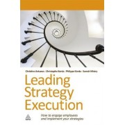Leading Strategy Execution by Suresh Mistry