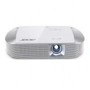 Proyector Portátil Acer Travel K137 DLP, WXGA 1280 x 800, 700 Lúmenes, con Bocinas, Blanco