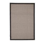 Dekoria Dywan Modern Geometric black/ sand 160x230cm, 160x230cm