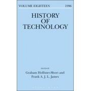History of Technology 1996 by Graham John Hollister- Short