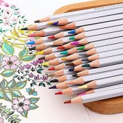 36 Color Colored Pencils Wooden Premier Soft Core Art Colored Drawing Pencils Artist Sketch For Adult Coloring Books With Case