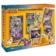 Pokemon Heartgold Soulsilver Triumphant Prime Challenge Box with Yanmega Prim...