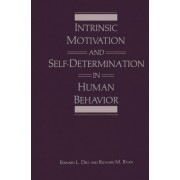 Intrinsic Motivation and Self-determination in Human Behavior by Edward L. Deci