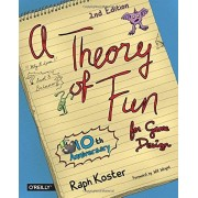Raph Koster Theory of Fun for Game Design