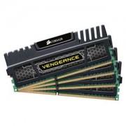 Memorie Corsair Vengeance 32GB (4x8GB) DDR3, 1866MHz, PC3-15000, CL9, XMP, Dual Channel, Quad Kit, CMZ32GX3M4A1866C9