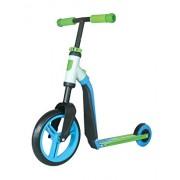 Scooter / Laufrad Scoot & Ride Highwaybuddy blau-grÃŒn