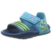 Sandale Akwah Disney baietei Monsters albastru