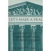 Let's Make a Deal by Herbert M. Kritzer