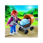 Playmobil 4756 - Maman Et Poussette