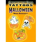 Glow-in-the-Dark Tattoos: Halloween by Nina Barbaresi
