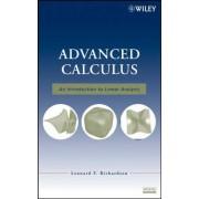 Advanced Calculus by Leonard F. Richardson