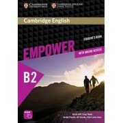 Cambridge English Empower Upper Intermediate Student's Book with Online Assessment and Practice, and Online Workbook: Upper intermediate by Adrian Doff