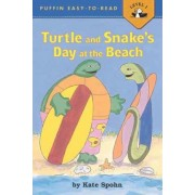 Turtle and Snakes Day at the B by Sophn Kate