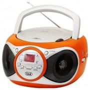 Micro Sistem Audio Trevi CD 512 (Portocaliu)