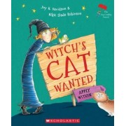 Witch's Cat Wanted by Joy H. Davidson