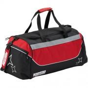 Derbystar Sporttasche CLUB - schwarz/rot | Senior