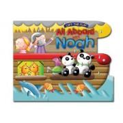 All Aboard with Noah by Juliet David
