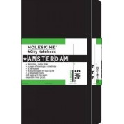 City Notebook Amsterdam by Moleskine