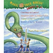Magic Tree House Collection Books 29-32: Christmas in Camelot/Haunted Castle on Hallow's Eve/Summer of the Sea Serpent/Winter of the Ice Wizard