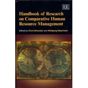 Handbook of Research on Comparative Human Resource Management by Chris Brewster