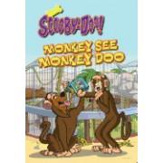 Scooby-Doo in Monkey See, Monkey Doo
