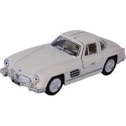 Baby Steps Kinsmart Die-Cast Metal 1954 Mercedes Benz (White)
