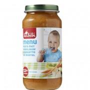 Bonbébé Pasta met kabeljauw, courgette en wortel 12+ maanden